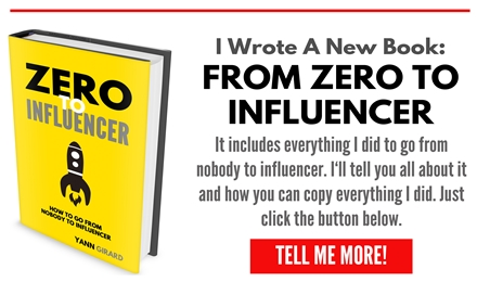 From Zero to influencer